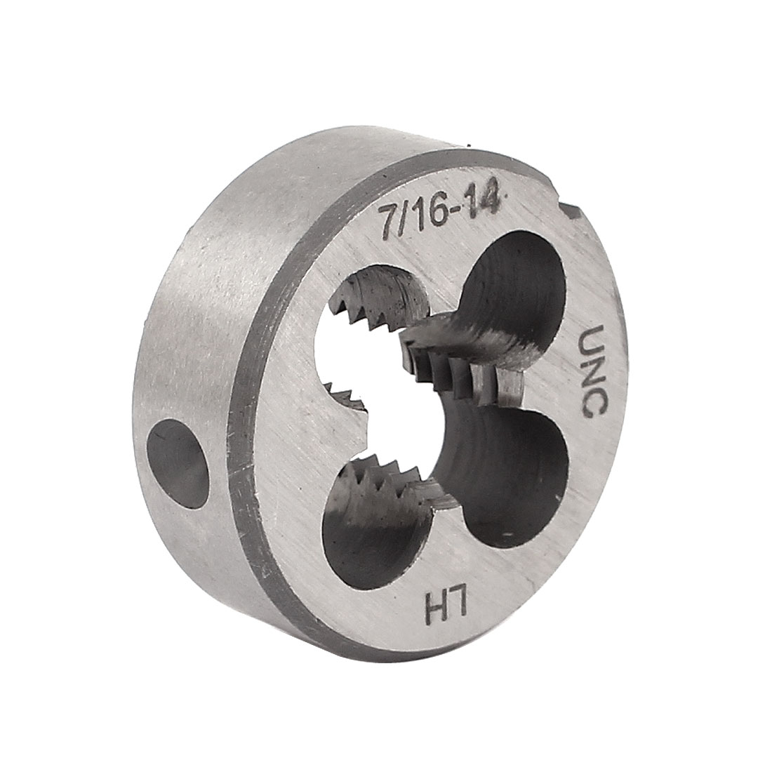 "7/16""-14 UNC 30mm OD Dia Round Threading Die Thread Cutting Tool"