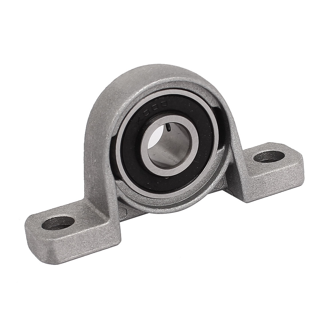 KP000 10mm Bore Self-aligning Vertical Mounted Flange Bearing Pillow Block