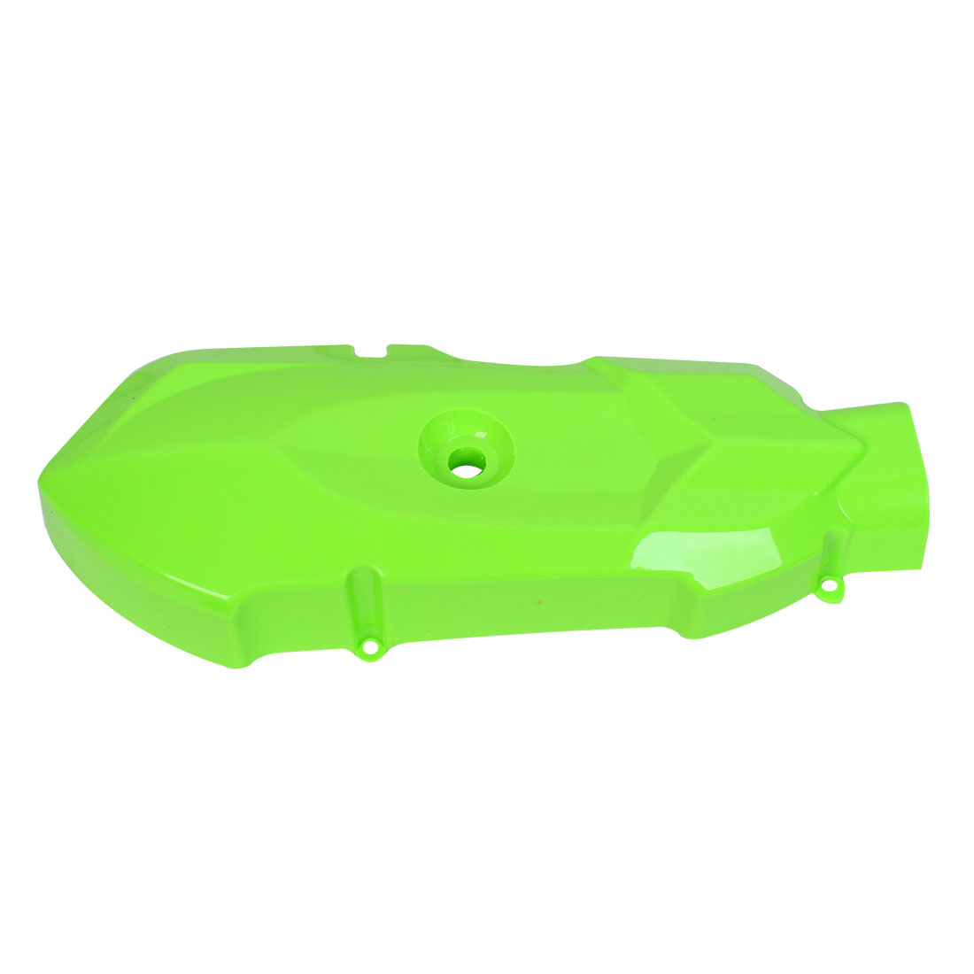 Green Plastic Motorcycle Side Cover Replacing Part for GY6