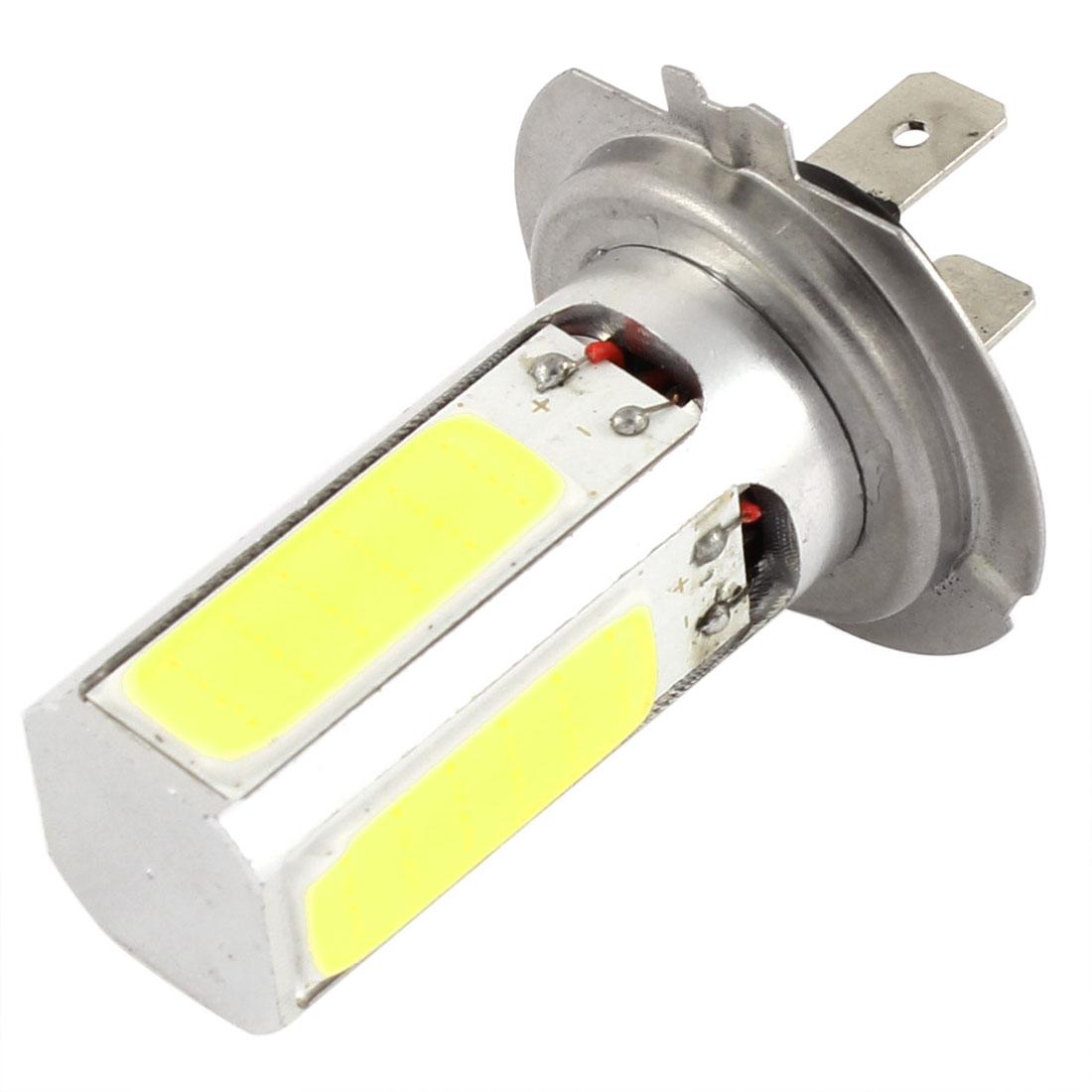 H7 White COB Bulbs Car Fog Daytime Light Lamp DC 12V 15W