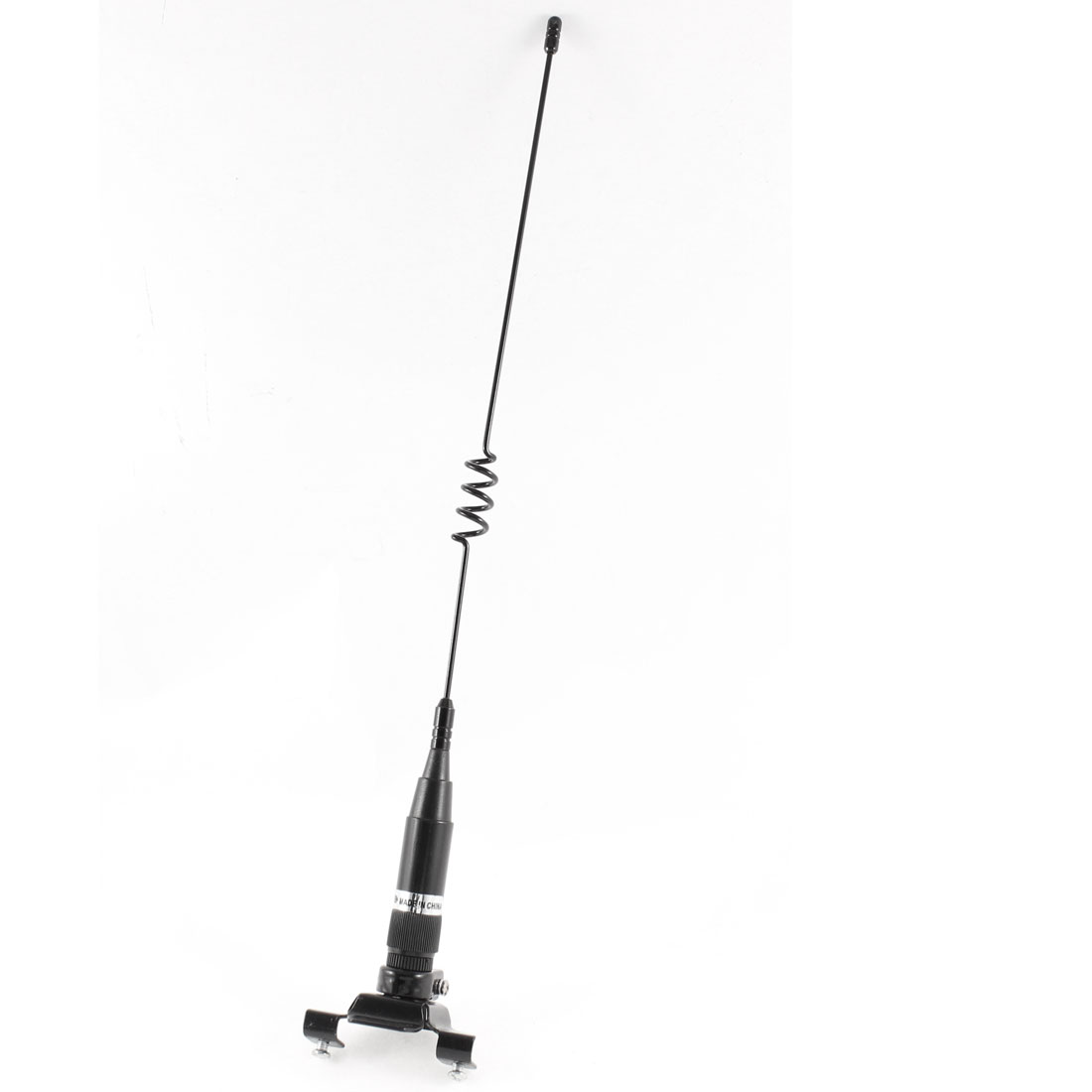 Black Metal Screw Mounting Auto Car Radio FM AM Aid Antenna 40.5cm Length