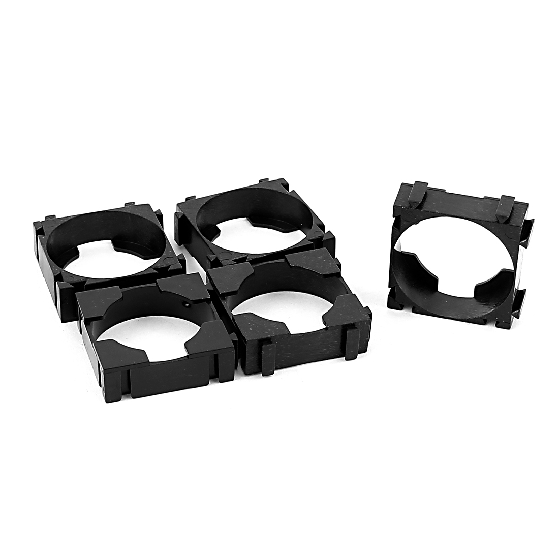 5 Pcs 26650 Lithium Ion Cell Battery Holder Bracket for DIY Battery Pack