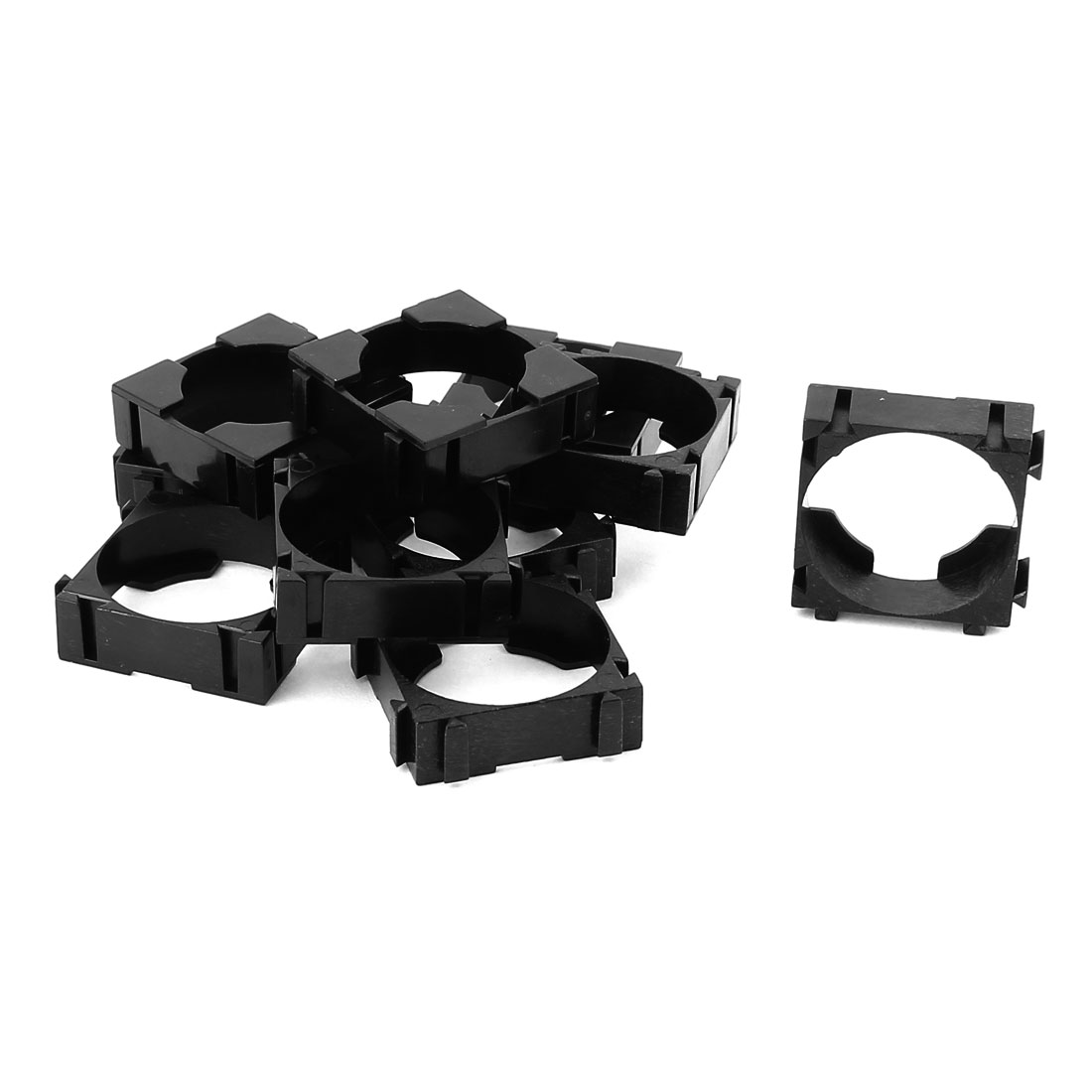 10 Pcs 26650 Lithium Ion Cell Battery Holder Bracket for DIY Battery Pack