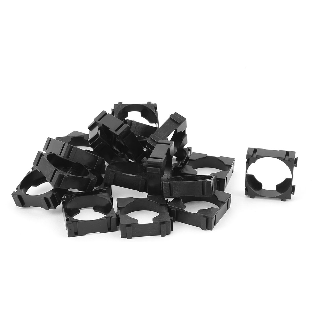 20 Pcs 26650 Lithium Ion Cell Battery Holder Bracket for DIY Battery Pack