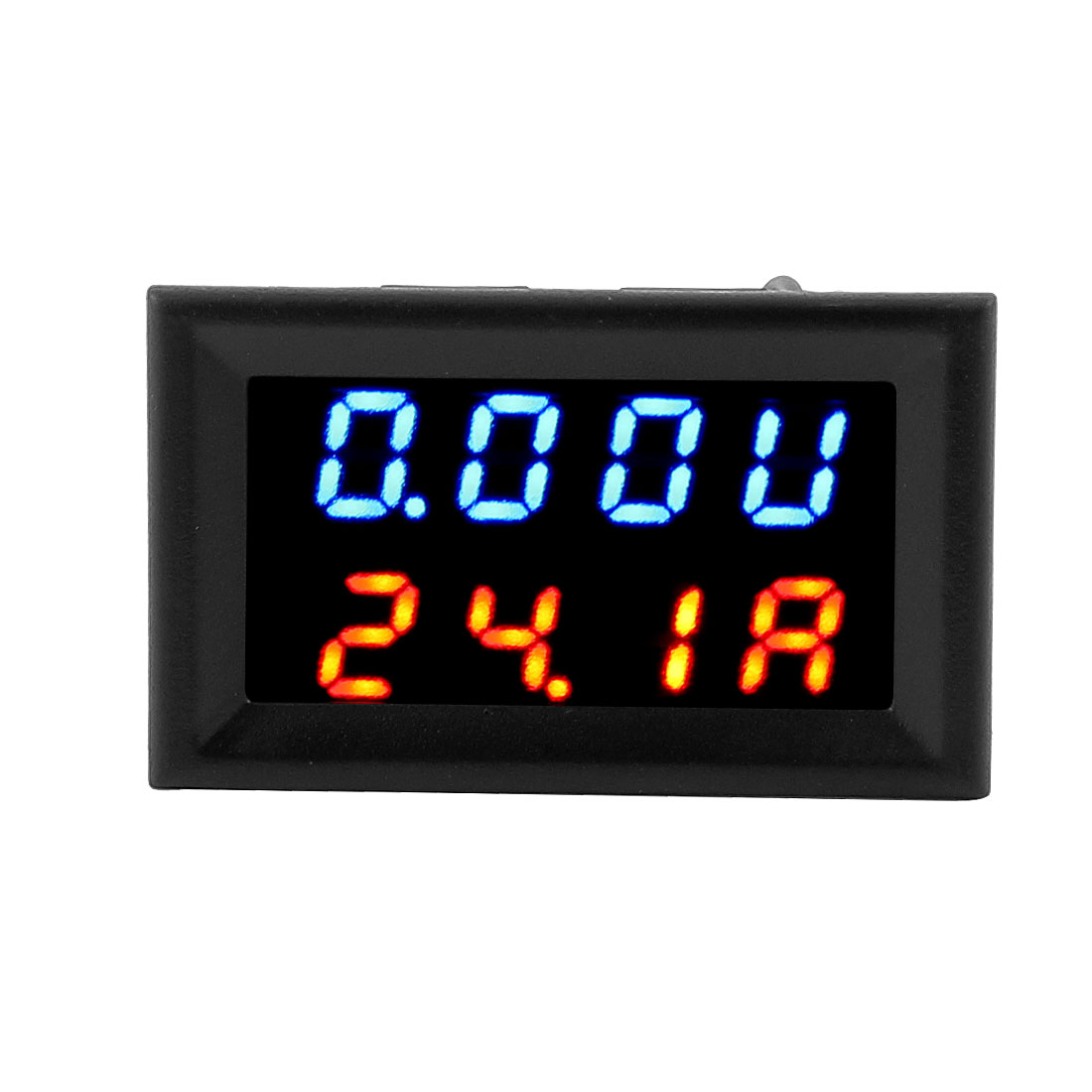 DC 0-100V 0-50A Blue Red LED Dual Digital Display Panel Voltmeter Ammeter Meter