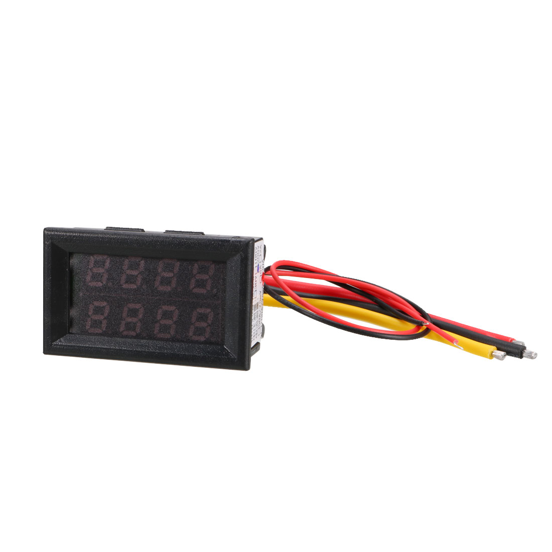DC 0-200V 0-20A Blue Red LED Dual Digital Display Panel Voltmeter Ammeter Meter
