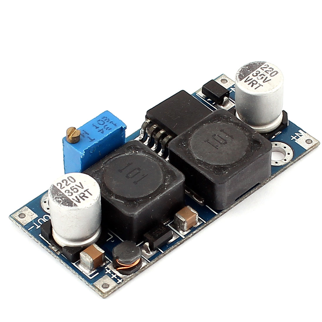 DC-DC Solar Auto Boost Buck SEPIC Voltage Step Up Step Down Module Converter