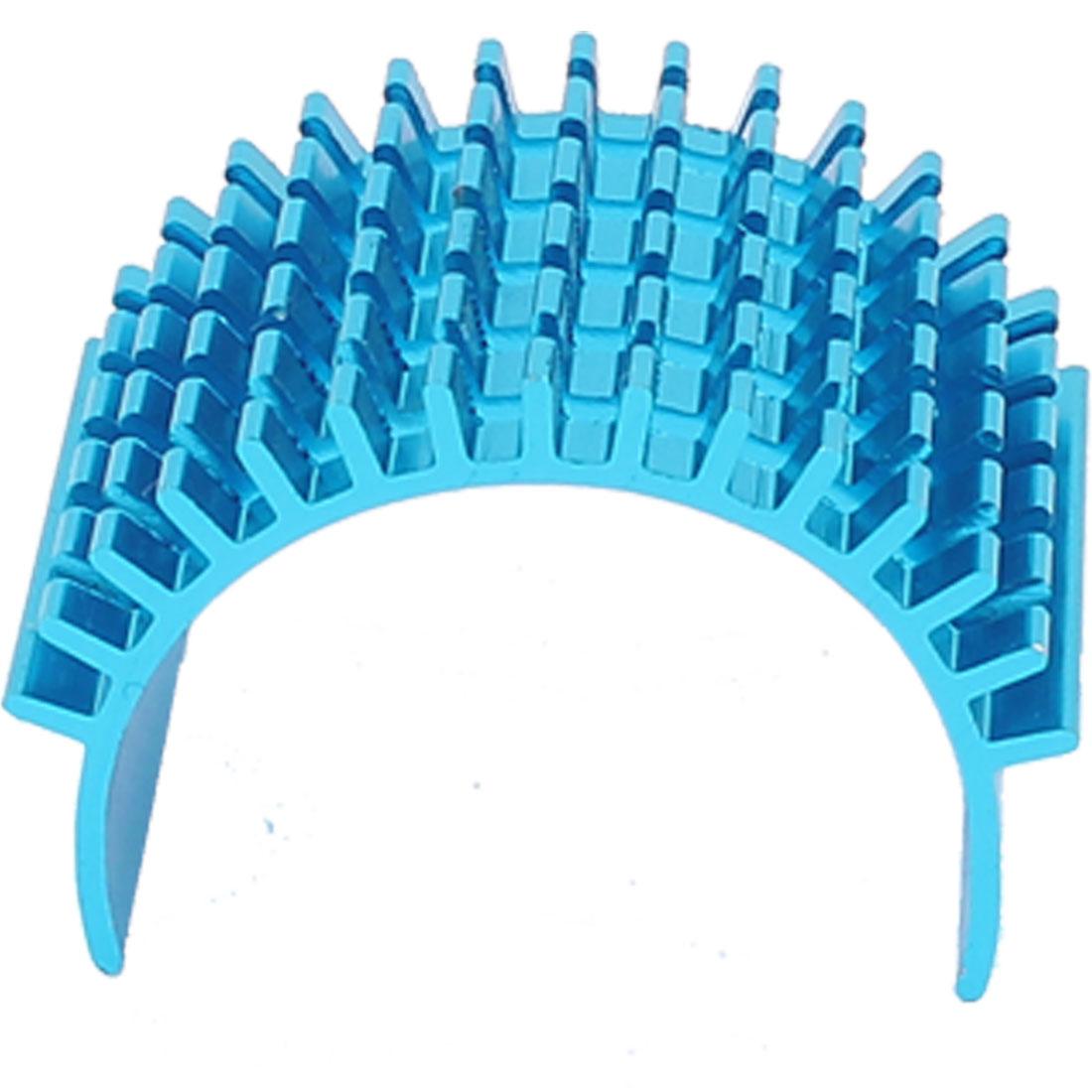 Aluminum Cooling Head Vent Heat Sink Heatsink for 380 Brushless Motor