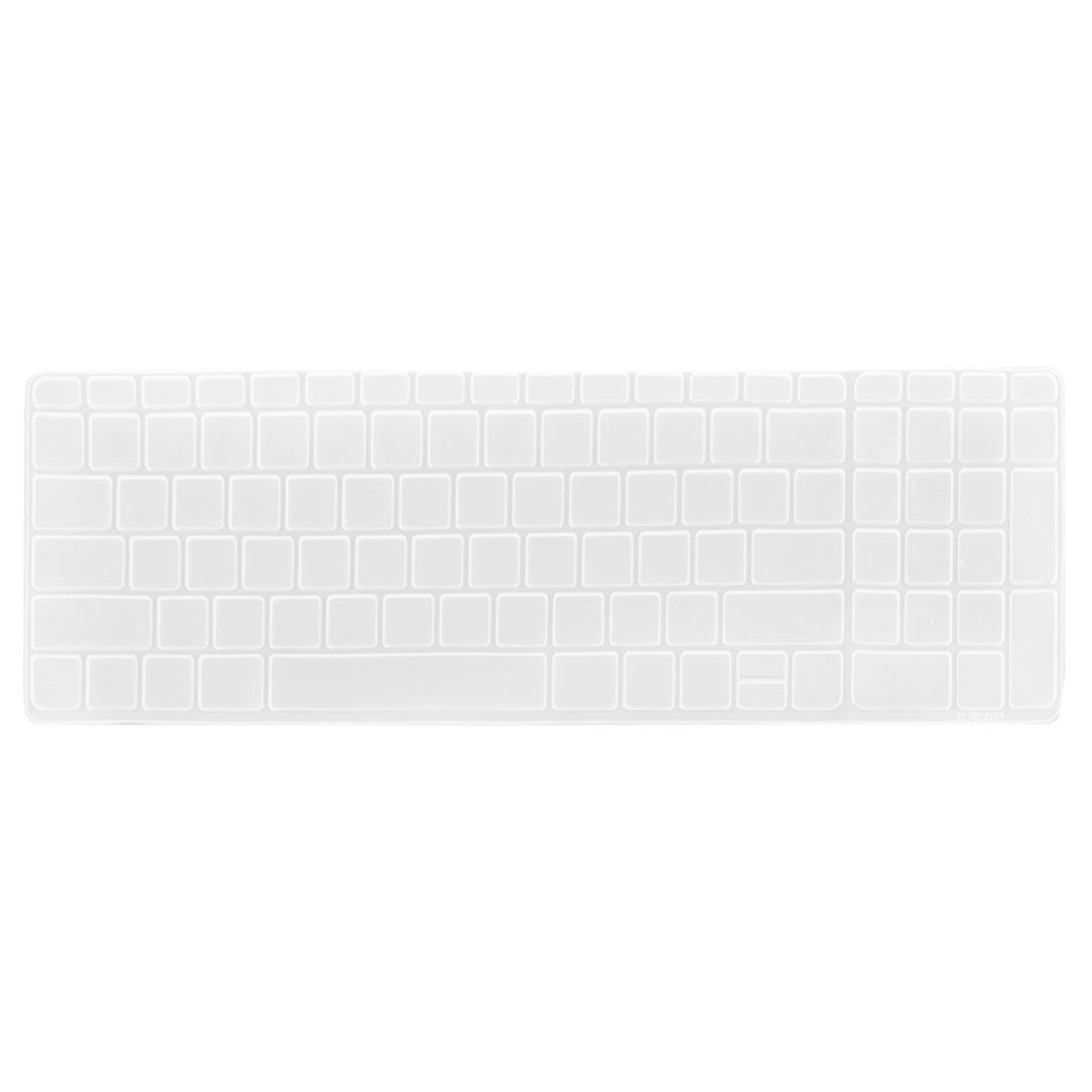 Clear Silicone Computer Keyboard Skin Protective Film for HP029