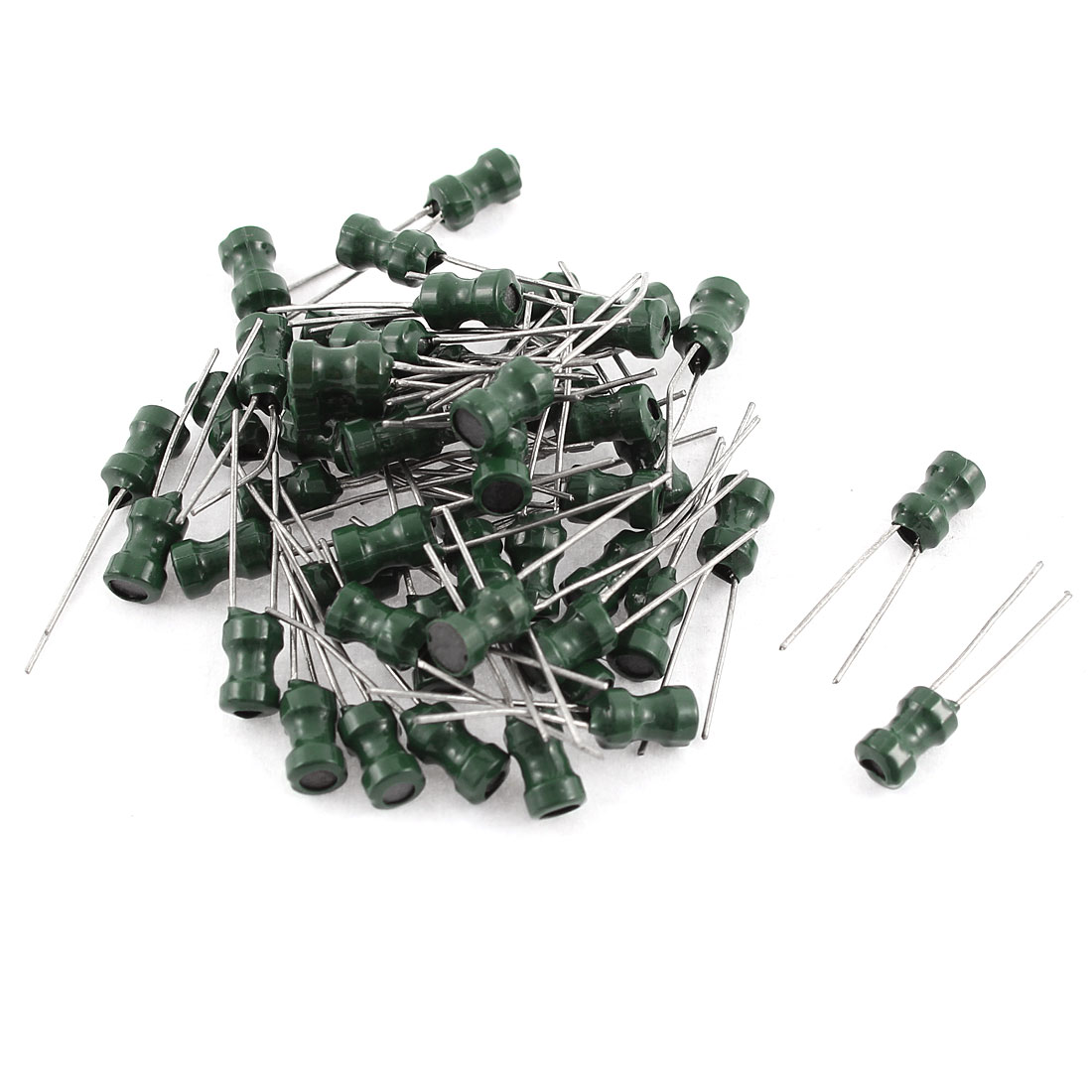50 Pcs 560UH Inductance 4mmx6mm 2poles DIP Radial Leaded Power Inductors