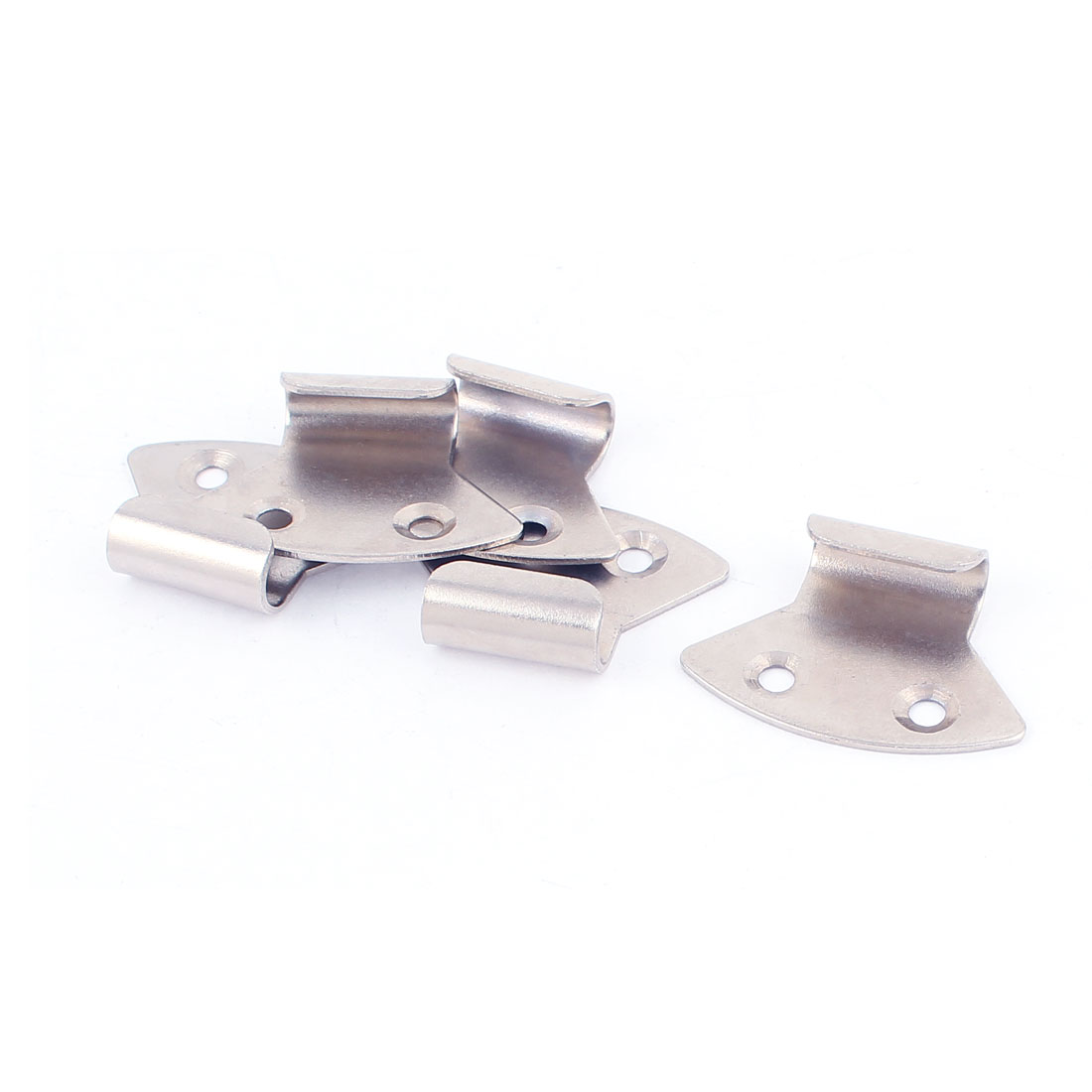 5 Pcs Metal Strike Plate 3.9cm x 2.7cm for Toggle Draw Latch