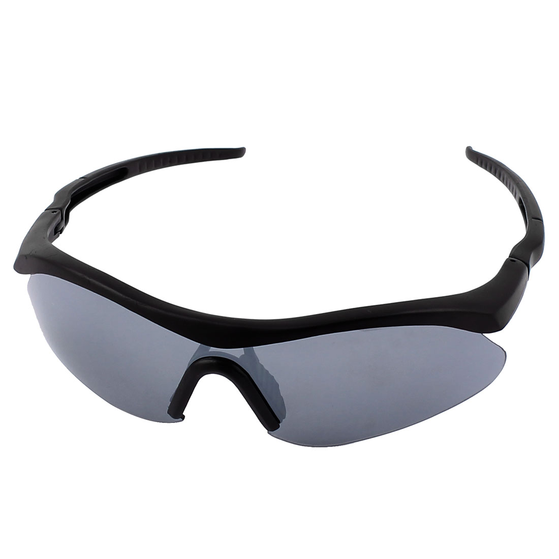 Motorcycle Riding Bicycle Sports Wind Resistant Sunglasses Glasses Gray