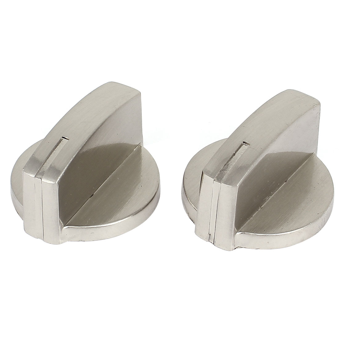 Kitchen Ware Replacement Alloy Gas Stove Oven Range Knob Switch 2 Pcs
