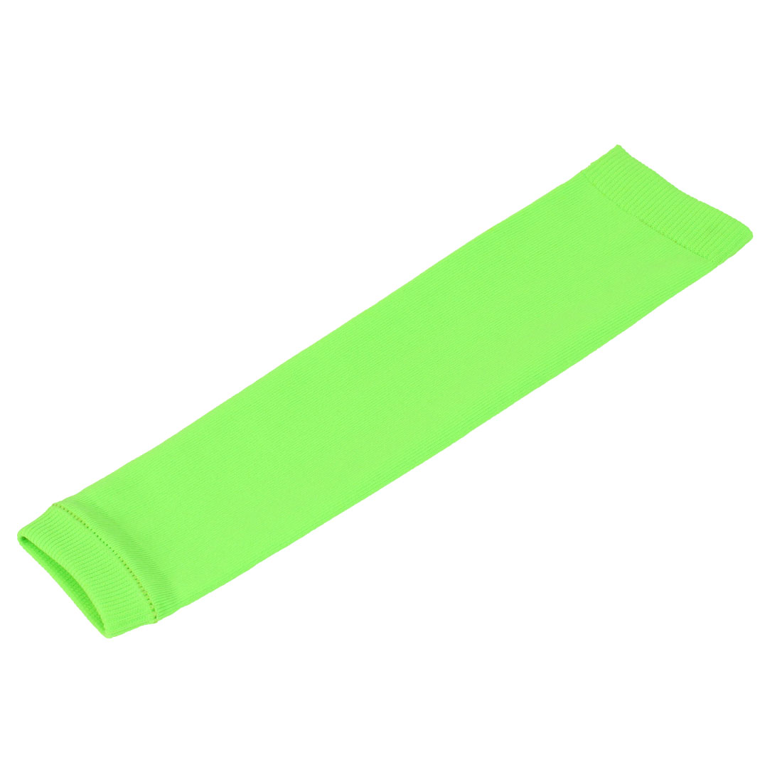 Cotton Elastic Breathable Sports Arm Sleeve Oversleeves Light Green