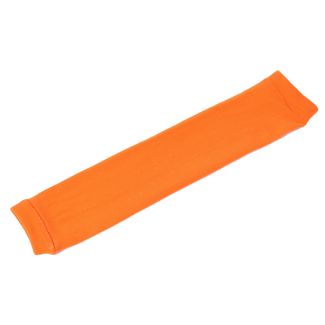 Unisex Basketball Cycling Athletic Sports Support Arm Guard Orange
