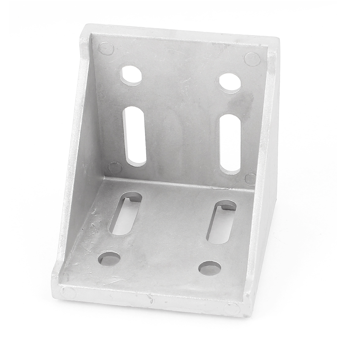 Aluminum Alloy Jointer Corner Brace Angle Bracket Support 78x78x79mm