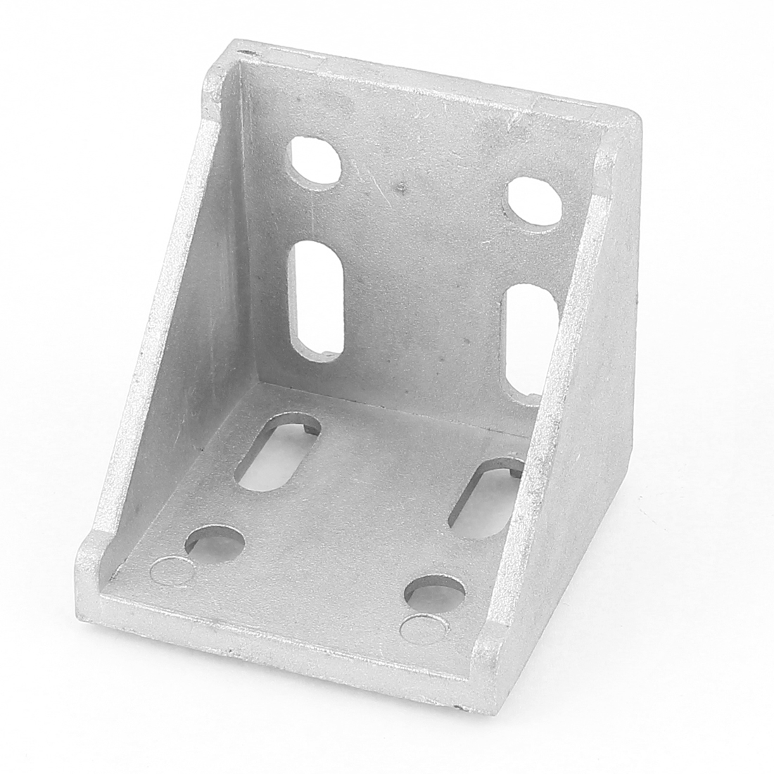 Aluminum Alloy Jointer Corner Brace Angle Bracket Support 58mm x 58mm x 59mm