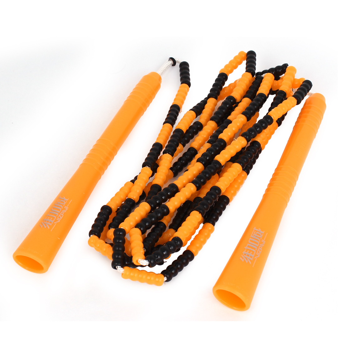 Rope Fitness Speed Jump Boxing Exercise Gym Jumping 3 Meters Orange Black