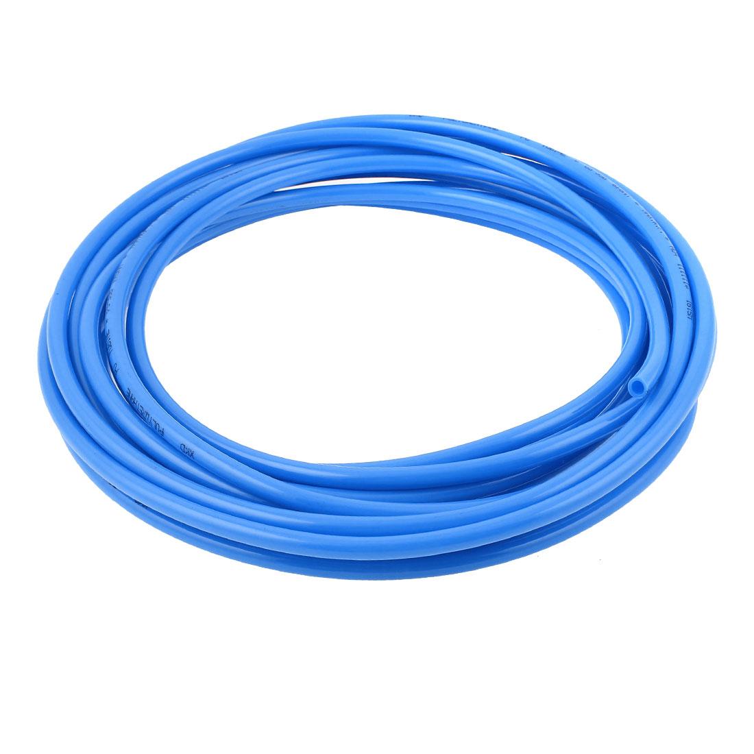 PU Polyurethane Flexible Air Tubing Pneumatic Pipe Tube Hose 8mm x 5mm 9M