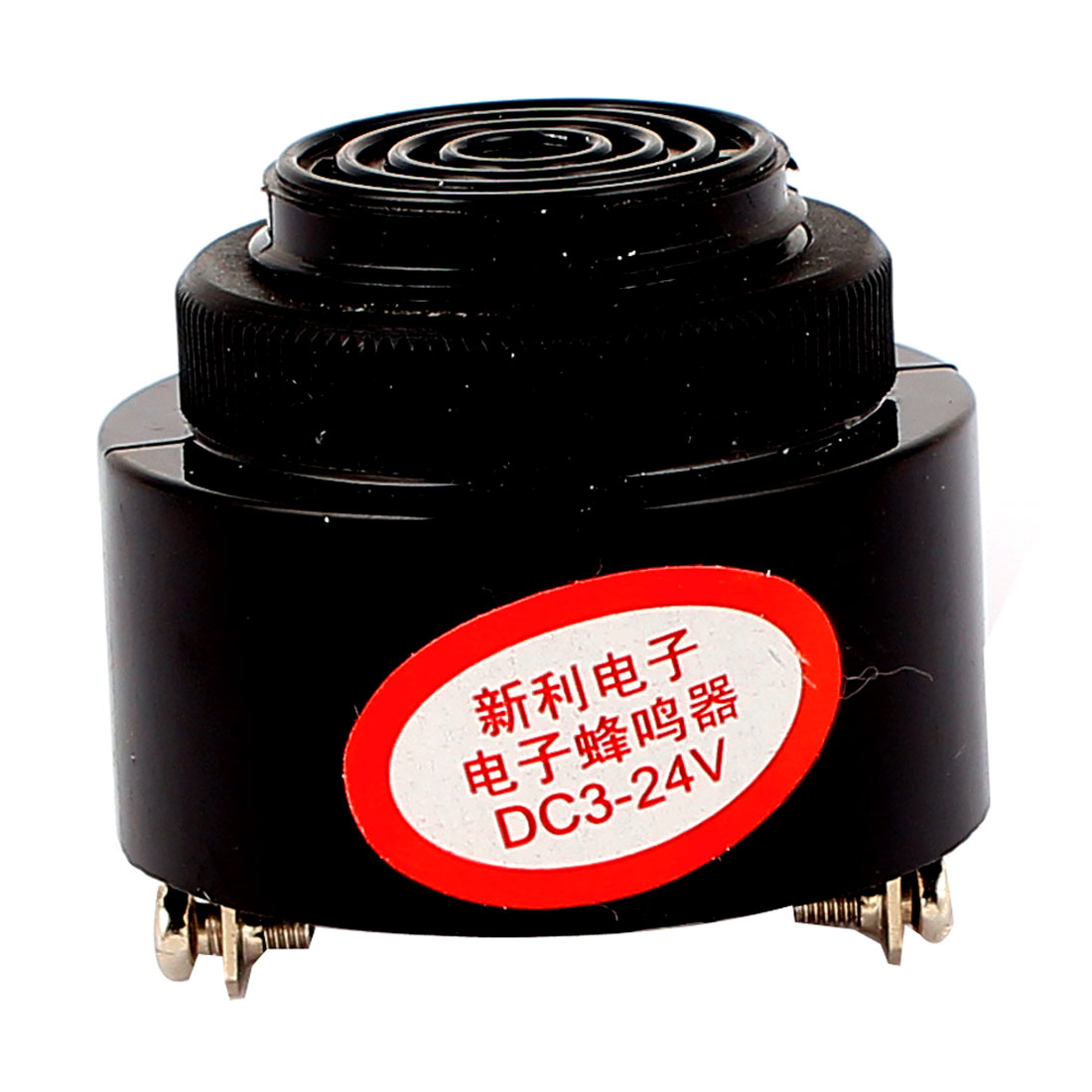 DC 3-24V 85DB Continuous Beep Alarm Electronic Piezo Buzzer Sounder