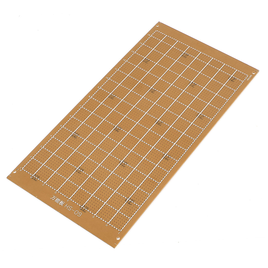 Single-sided PCB Printed Circuit Board Prototype Breadboard 25cm x 13cm