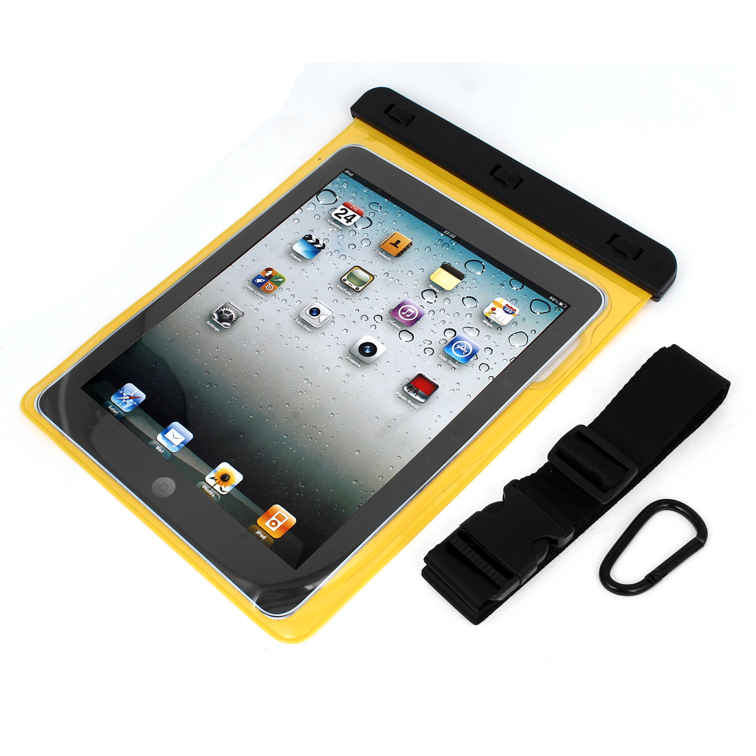 Underwater Skin Case Cover Waterproof Dry Bag Saver Pouch for iPad