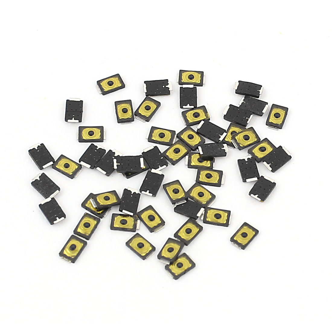 50 Pcs SMD Pushbutton Key Micro Momentary Tact Tactile Switch 3x2mm