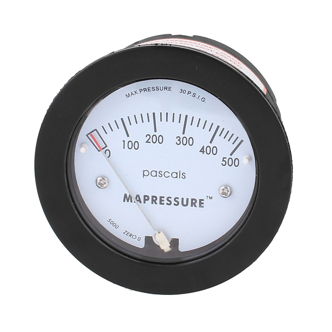 Series 5000 0-500Pa 30 PSIG Differential Pressure Gauge Meter