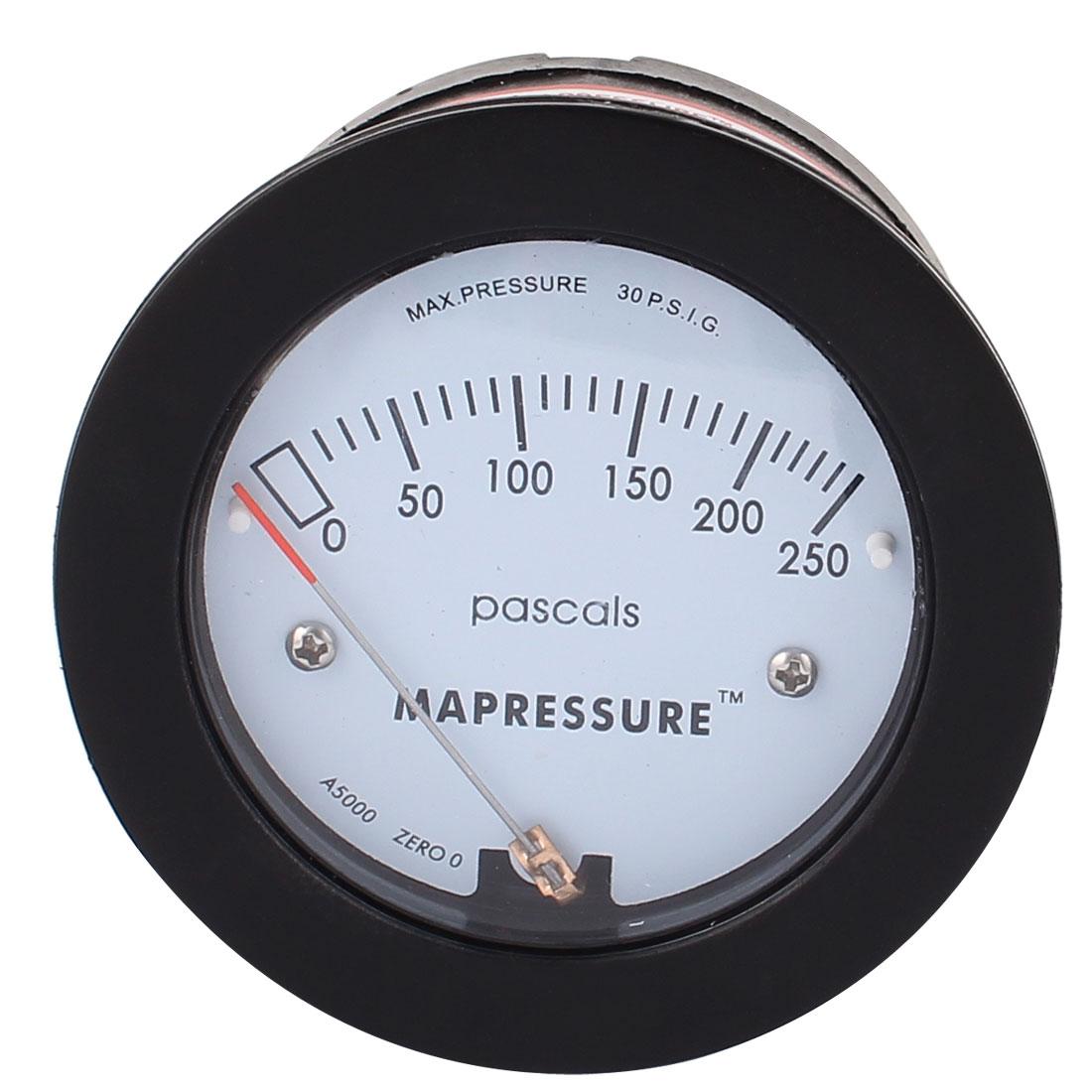 Series 5000 0-250Pa 30 PSIG Photohelic Differential Pressure Gauge Meter