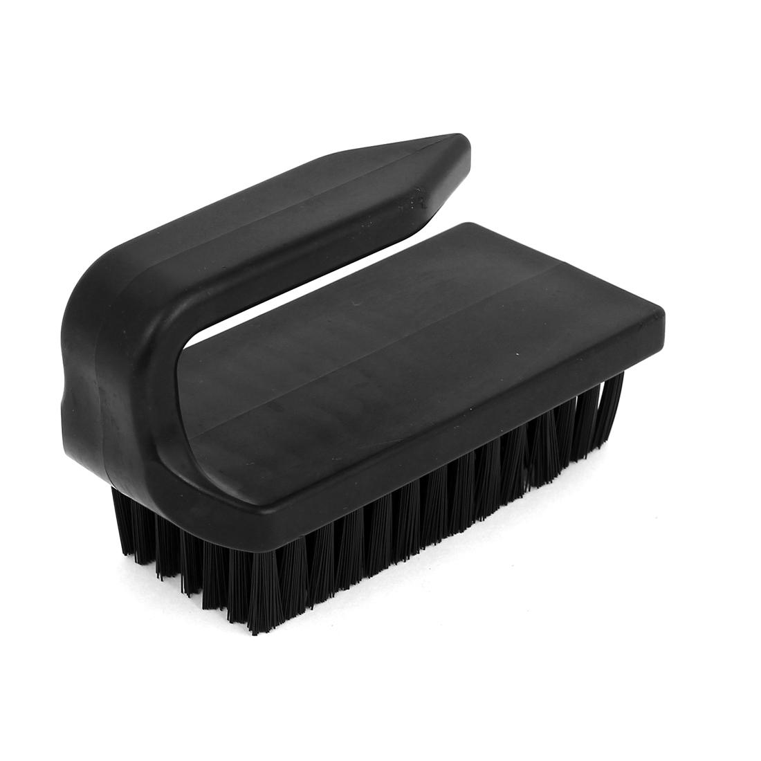 "Horizontal Grip Bristle ESD Anti Static Brush PCB Cleaning Tool 4.5"" Long"