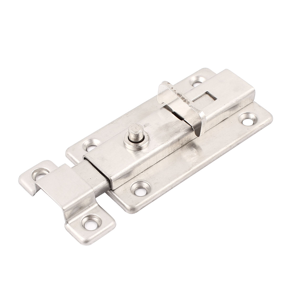Stainless Steel Door Bolt Sliding Lock Latch Barrel Bolt 95mm Length