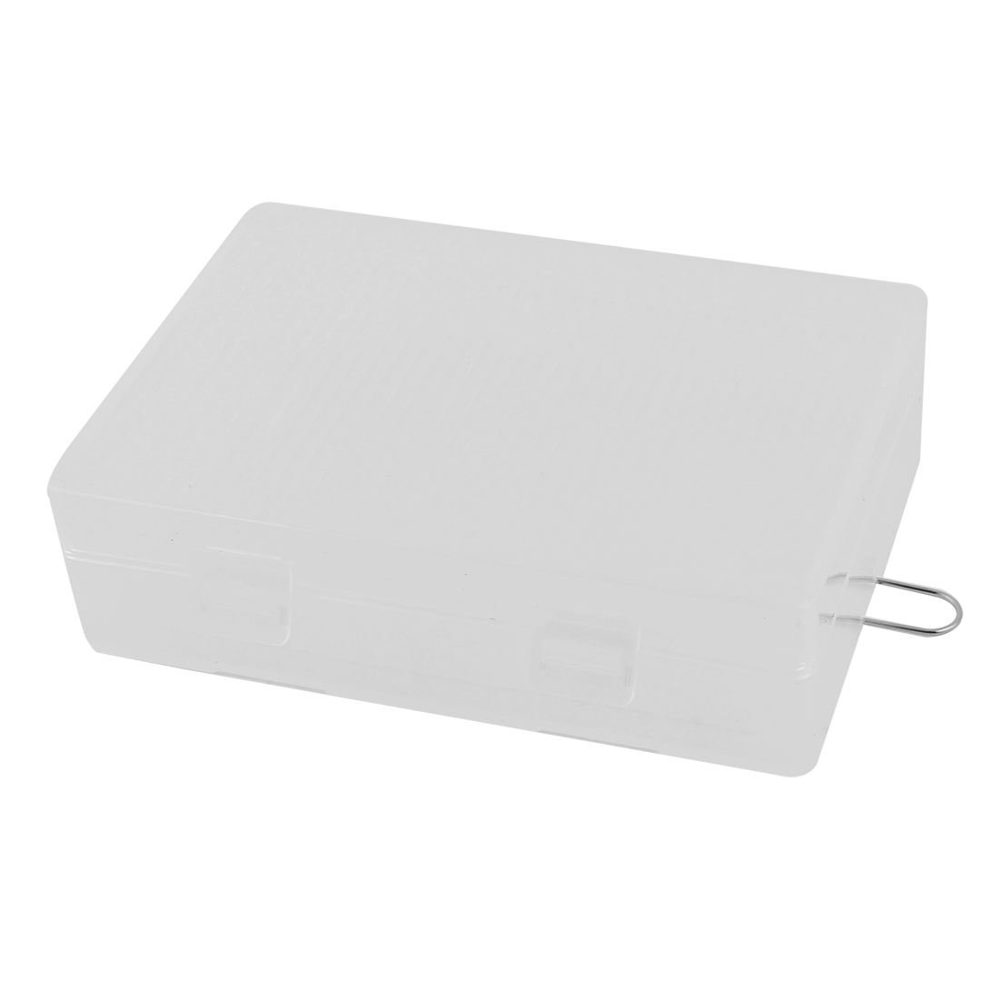 Hard Plastic Case Holder Storage Box Container for 4 x 26650 Battery