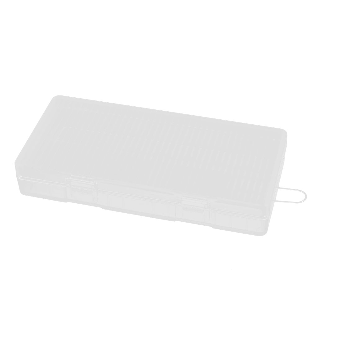 Hard Plastic Case Holder Storage Box Container for 8 x AA Battery