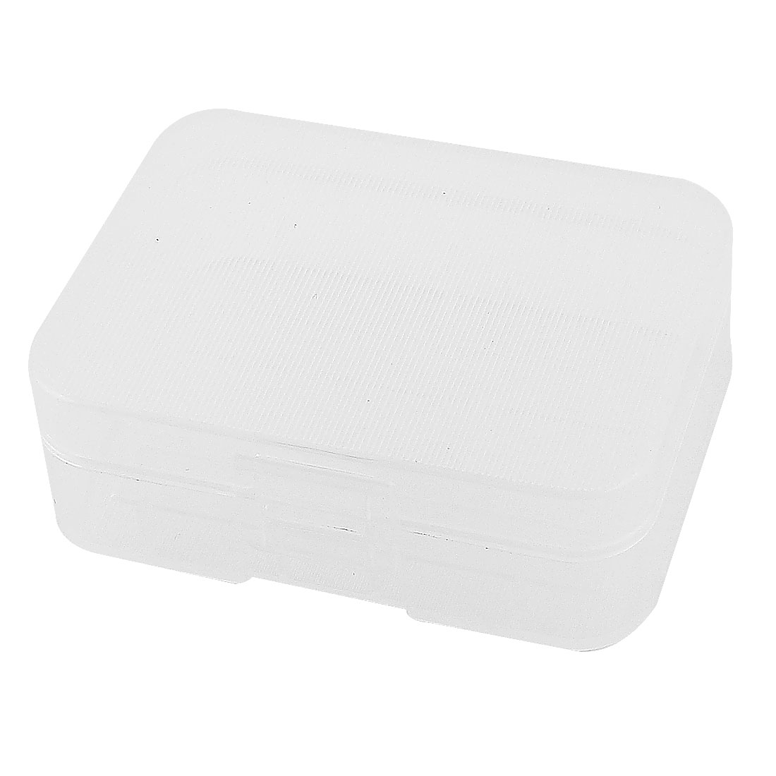 Hard Plastic Case Holder Storage Box Container for 2 x 18650 Battery