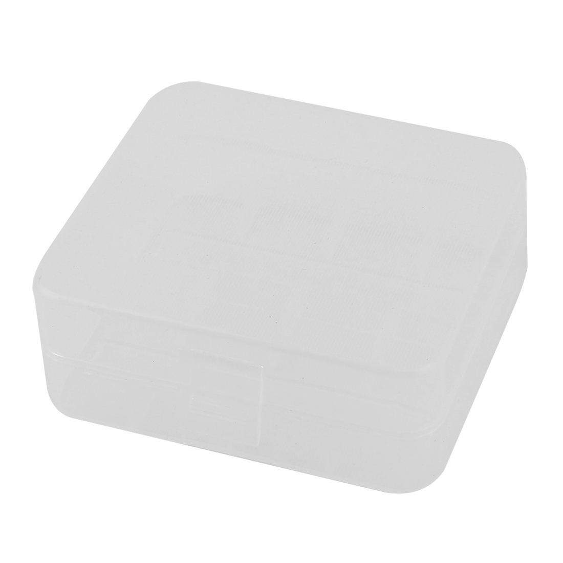 Hard Plastic Case Holder Storage Box Container for 2 x 26650 Battery