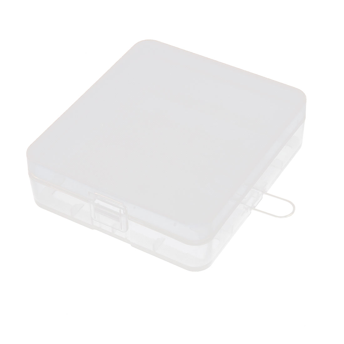 Hard Plastic Case Holder Storage Box Container for 18650 Battery