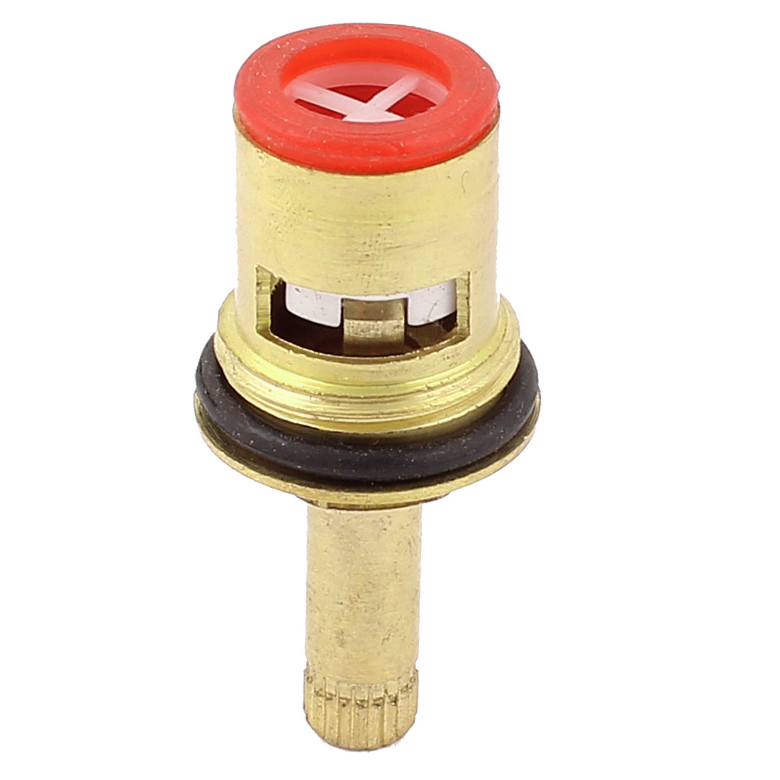 1/2 BSP Male Thread Rubber Washer Ceramic Disc Tap Valve Cartridge 49mm Height