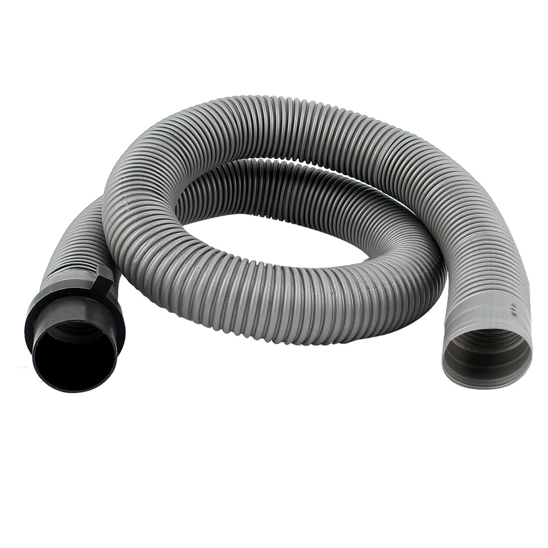 Washer Washing Machine Extendable Outlet Drain Hose Pipe 1.2M Long Gray