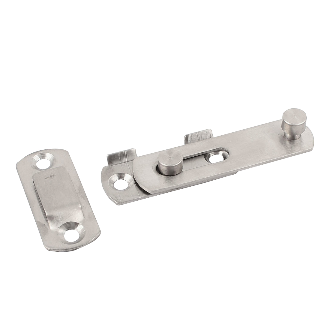 Home Office Interior Security Metal Safety Door Chain Restrictor Lock Guard Cabinet Latch