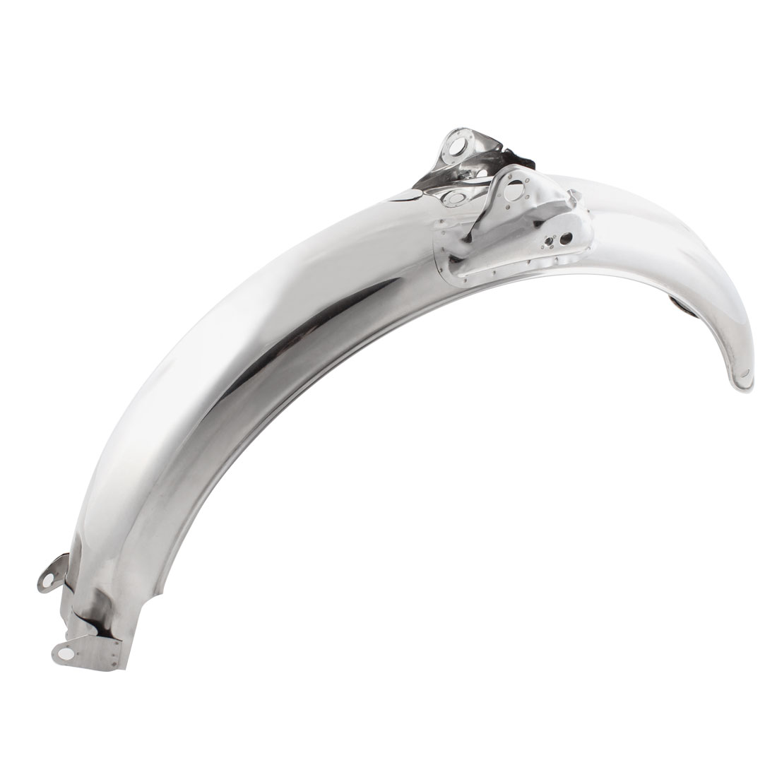 Motorcycle Stainless Steel Shield Mud Guards Splash Flaps for JH70