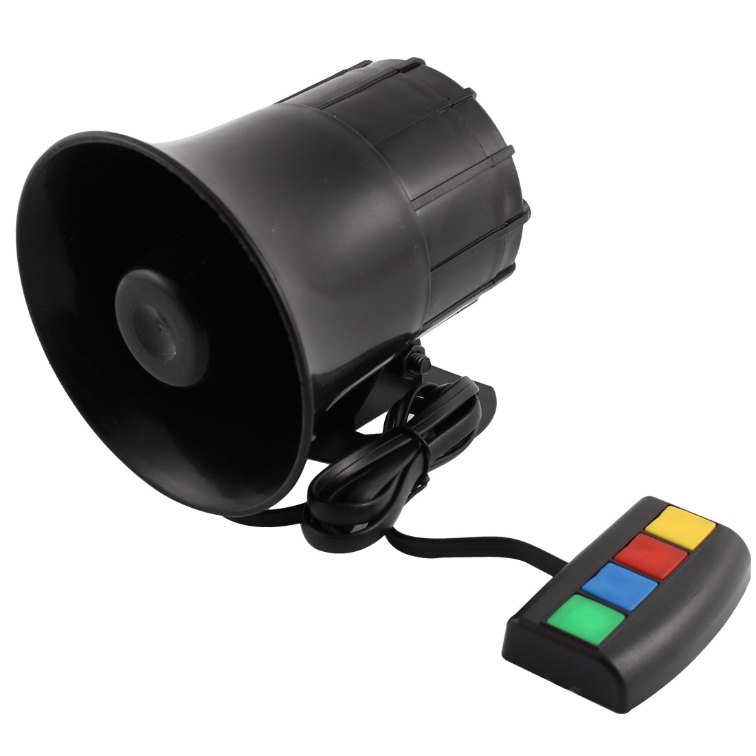DC 12V Multi-sounds Electronic Musical Horn for Motorcycle