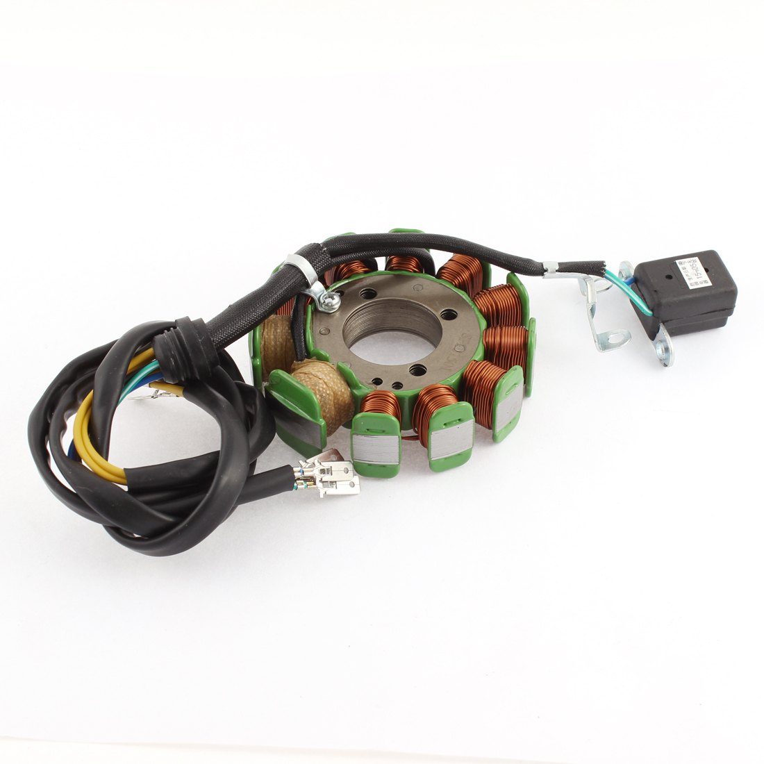 Motorbike Magneto Engine Stator Generator Charging Coil 4A 35W CG125-11