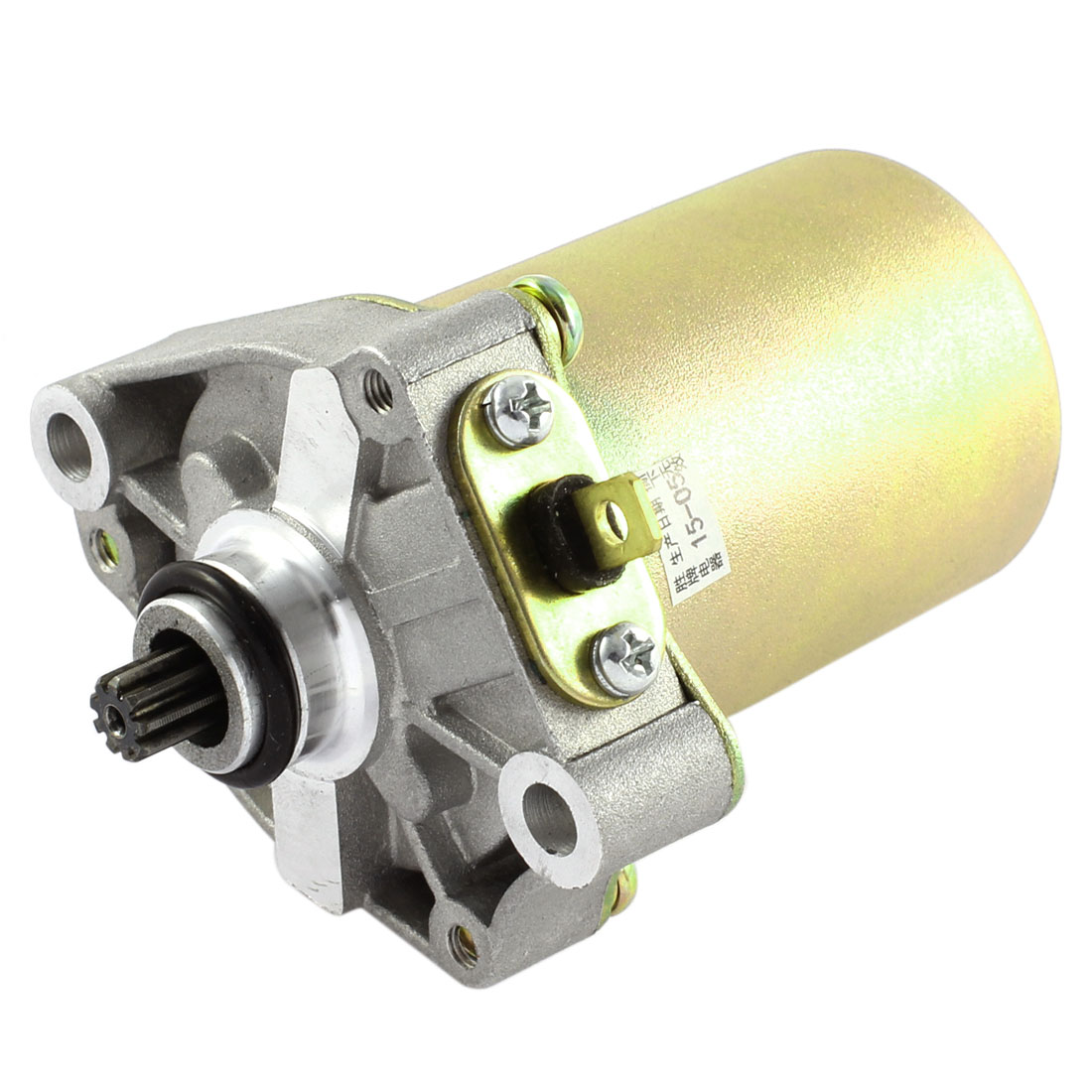 120mm Length Metal Motorcycle Motorbike Electrical System Start Starter Motor for Princess 100