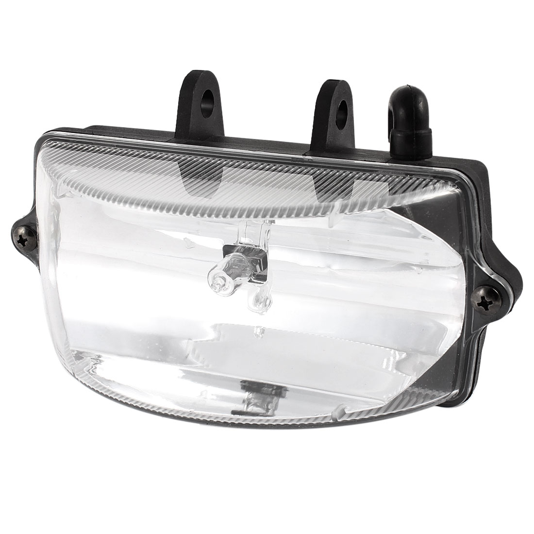 White Rectangular Shape Halogen Fog Light Driving Lamp Bulb