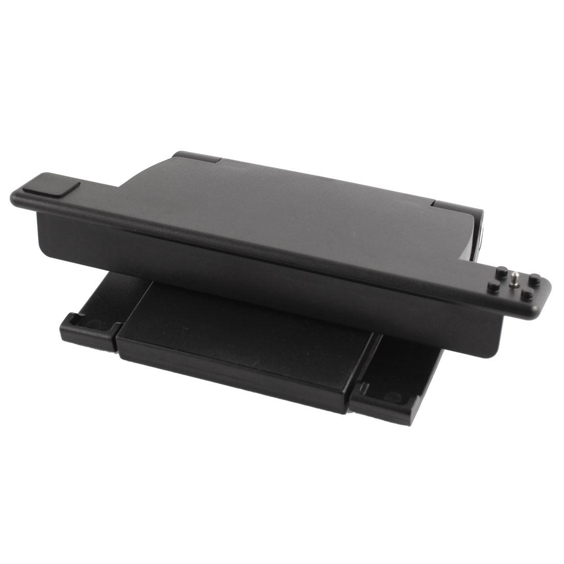 Black Adjustable TV Mounting Clip Holder Stand for PS4 Camera