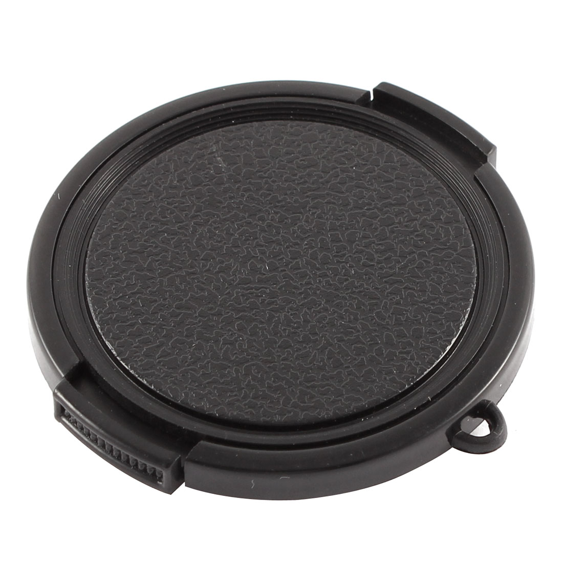Black Plastic Front Cover Protector Digital Camera Lens Cap 52mm Diameter