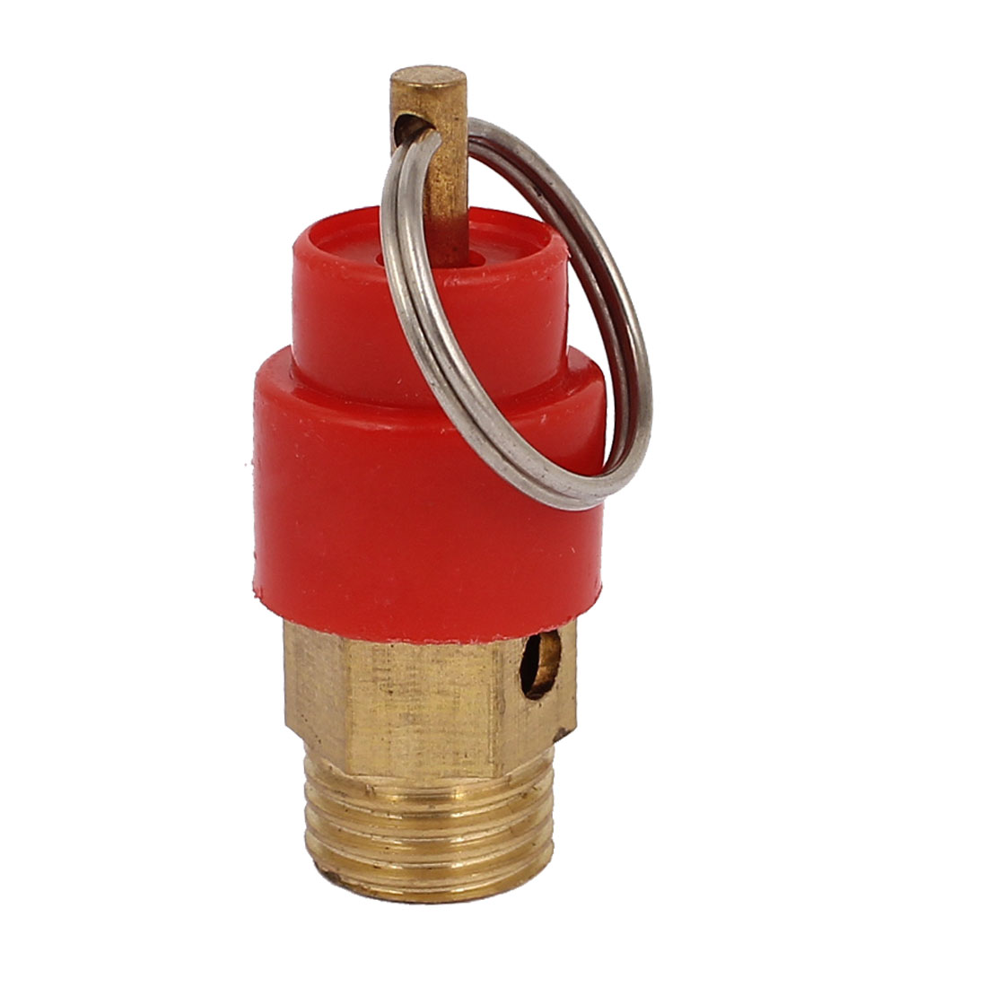 Air Compressor Pressure Relief Safety Valves Release Pneumatic Fitting 1/4 BSP