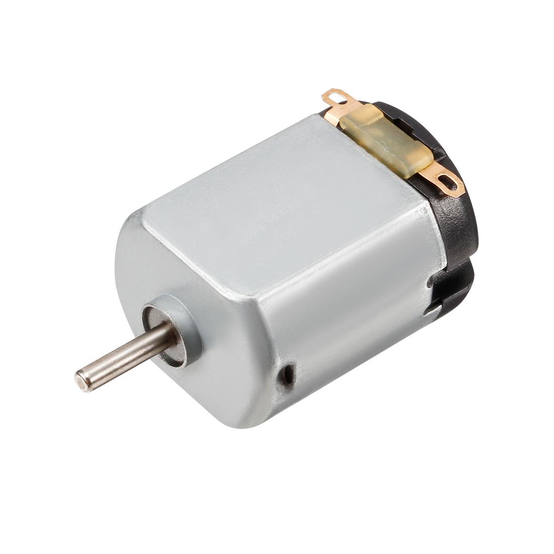 DC 1.5V-3V 18000RPM Mini Micro Motor for DIY RC Model Electric Car