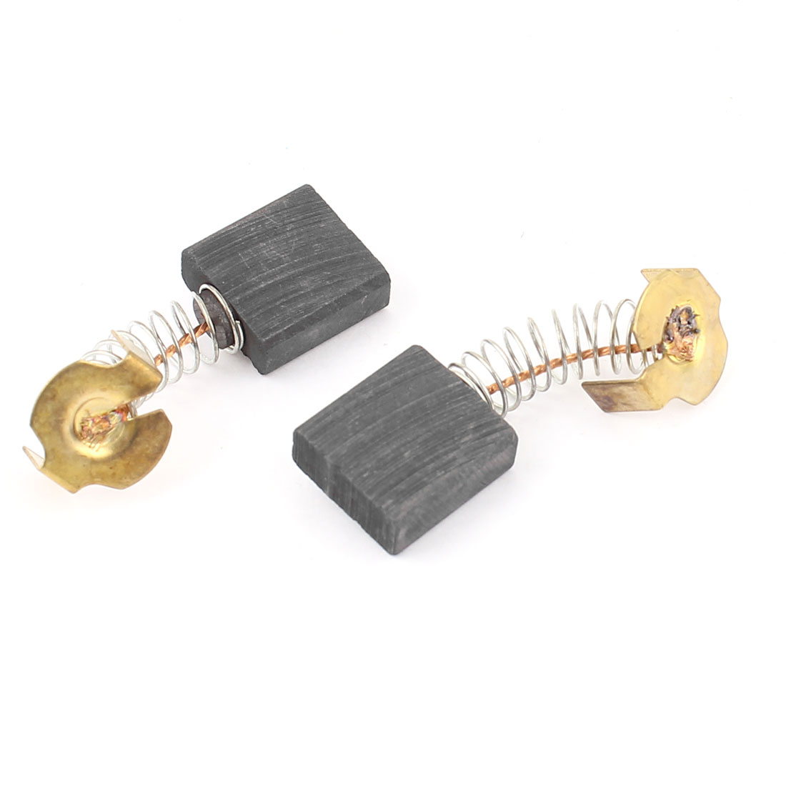 2 Pcs Electric Motor Carbon Brushes Repair Replacement 18mmx17mmx7mm