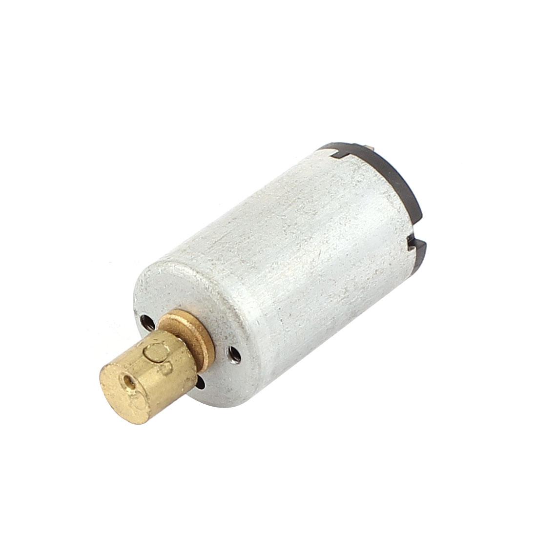 DC 1.25-3.7V 22000RPM High Speed Mini Micro Vibration Motor for Massager